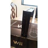 Consola Nintendo Wii Black Original + Accesorios + Juegos
