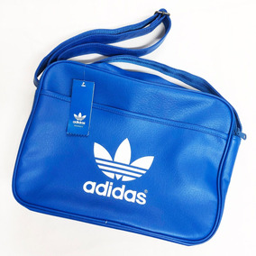 Bolso Morral adidas Originals Azul Envio Gratis