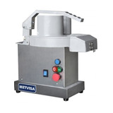 Multiprocessador De Alimentos Inox C/ 6 Discos1/3 Cv Metvisa