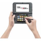 New Nintendo 3ds Xl Black Reconstruida