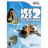 Juego Nintendo Wii Era De Hielo 2 - Refurbished Fisico