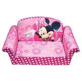 Sofá Cama Para Niñas Marshmallow Furniture Minnies Bow