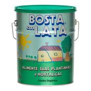 Fertilizante Orgânico Bosta Em Lata Plantas E Horta - 16 Kg