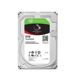 Hd Interno Seagate Nas 8tb St8000vn0022 Ironwolf