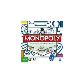 Monopoly Original De Hasbro - Sellado