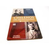 Biografia Jose Manuel Balmaceda, Luis E. Recabarren.