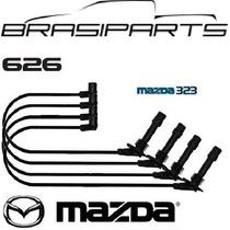 Cabo Velas Mazda 323/ 626 Glx 2.0 16v 95 Jg 4 Pçs Bc-45502