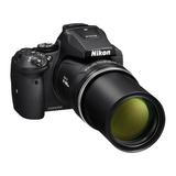 Cámara Nikon Coolpix P900 Zoom 83 X