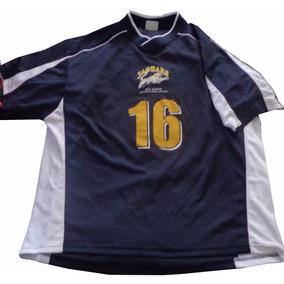 Camiseta Americana Colegio Ingles Futbol Economica Boca