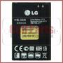 Bateria Lg P970 A290 E400 E410 E415 E405 E425 E435 Bl44jn