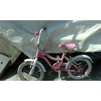Bicicleta Benotto R16 Para Niña