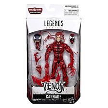 Marvel Legends Carnage 18cm  Baf Monster Venom 2018