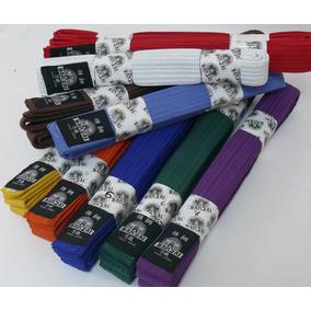 Cinturones Para Artes Marciales Marca Banzai