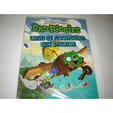 Angry Birds, Bad Piggies, Libro De Actividades Con Stickers