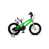 Bicicleta Royal Baby Fr Niño Aro 16 Verde