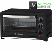 Horno Electrico Ultracomb Grill Y Spiedo 70 Litros Uc-70 Rcl