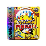 Pokemon Pinball Nuevo Gameboy Color - Nintendo Gbc & Gba
