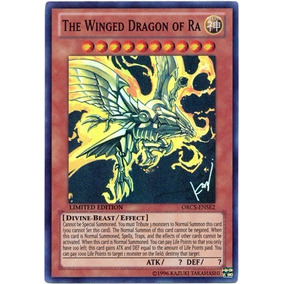 The Winged Dragon Of Ra - Orcs-ense2 Super Yugioh