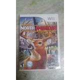 Nintendo Wii Cabelas North American Adventures