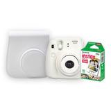 Cámara Instantánea Fujifilm Instax Mini 8 Blanca Más Películ