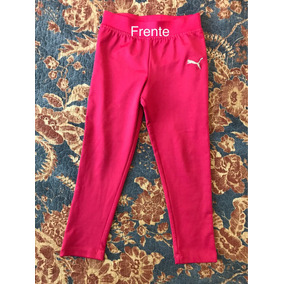 Puma - Legging Menina Pink Tam 4