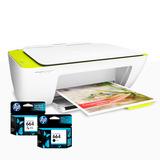 Hp Impresora Todo En Uno 2135 Incluye Los Cartuchos 664