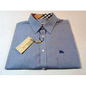 Camisa Polo Famosa Grife Inglesa Burberry - Camisa Pólo Manga Longa ... 19c947ca27be8