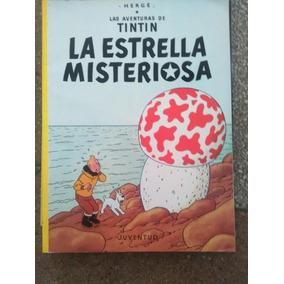 Tintin Libro Historieta Varios Como Nuevos