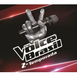Cd The Voice Brasil - Segunda Temporada - 2013