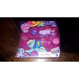 My Little Pony Rainbow Dash Sobre Ruedas