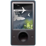 Reproductor Zune 30 Gb Digital Media Player (negro)