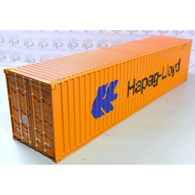 Container Hapag Lloyd 40ft Tekno 69751