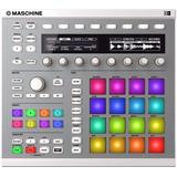 Native Maschine Mk2 White+nf+01 Ano Garantia+pronta Entrega