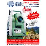 Estacion Total Leica