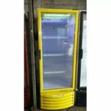Geladeira Porta De Vidro Metal Frio Vb40 380 Litros