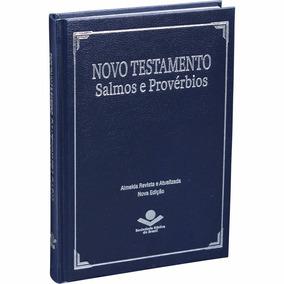 Bíblia Sagrada Almeida Atualizada Nova Edição De 2016