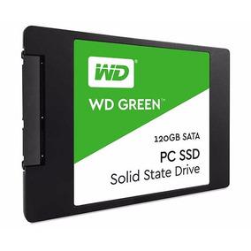 Ssd Wd Green 120gb 2,5 7mm Sata 3