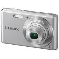 Camara Panasonic Dmc-f5 + 14,1mpx + 5x + Lumix Silver + New