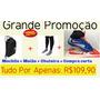 Chuteira Nike Society Cuteira+mochila+ Meião