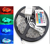Luces Led 5 Metros Multicolor