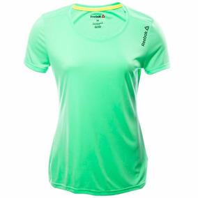 Playera Atletica Essentials Tee Mujer Reebok Bs3172