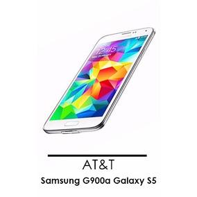 Celular Samsung G900a S5 Nuevo En Caja Original Y Accesorios