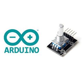 Encoder Rotativo Arduino (potenciometro Sinfin)