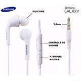 Fone De Ouvido Samsung Galaxy J5 J7 S4 S5 S6 S7