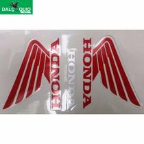Faixa Adesiva Honda Pop 110 2016 Branca