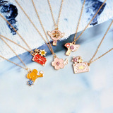 Collares Del Anime De Sakura Card Captor