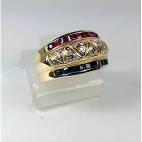 e4086ef99add4 Anel Big Ben Bergerson Ouro - Anéis com o melhor preço no Mercado ...
