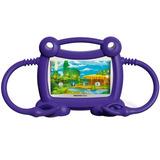 Tablet Positivo Bgh Y710g Kids + Cover Violeta 7 Rockchip