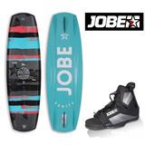 Tabla De Wakeboard Jobe Vanity C/ Botas