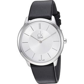 Reloj Minimal Hombre Calvin Klein - K3m211c6